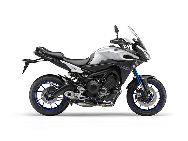 Yamaha MT09-TRACER (Rental Motorcycle)