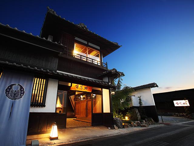 Japanese traditional Ryokan Idutsurou-best bike rental group