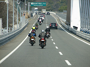 We are pioneers of Japanese rental motorcycle