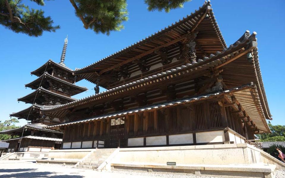 Nara Horyuji Temple