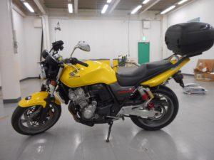 CB400SF